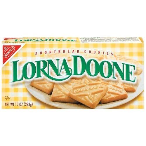 Nabisco Lorna Doone Shortbread Cookies by
