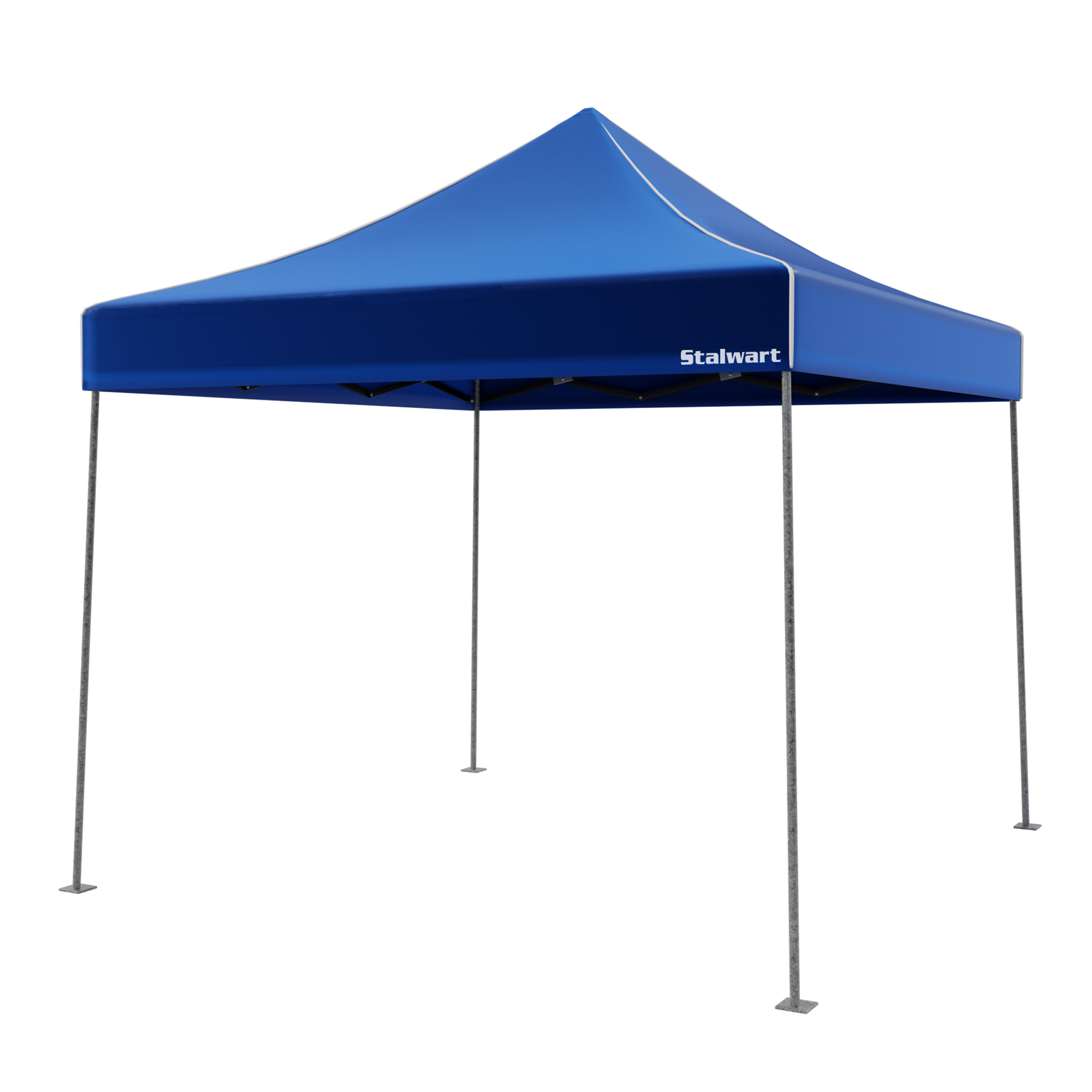 Canopy Tent Outdoor Party Shade Instant Set Up and Easy Storage / Portable Carry Bag  sc 1 st  Walmart & 10 X 10 Tents