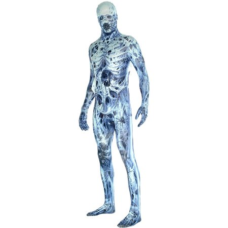 Arachnomania Morphsuit Men's Adult Halloween Costume
