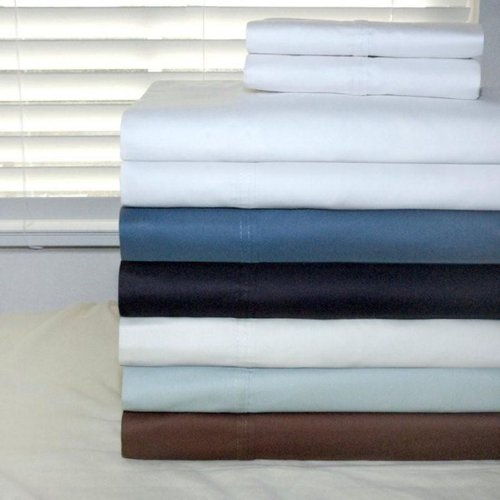 Pointe Haven 350 TC Pima Cotton Sheet SetS King Sheet Set