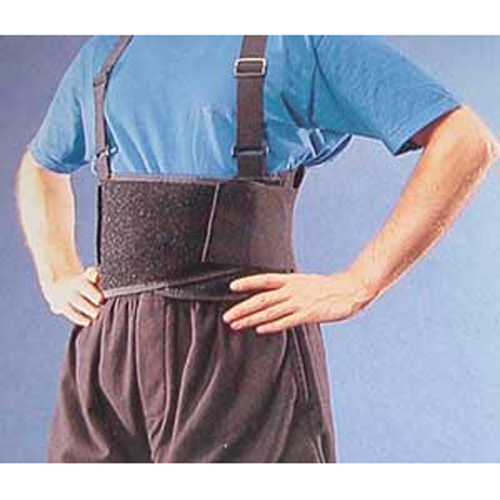 "Back Support Safety Belt Lifting Brace 38-47"" Large Lg"