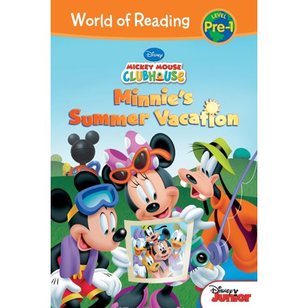Mickey Mouse Clubhouse: Minnie's Summer Vacation