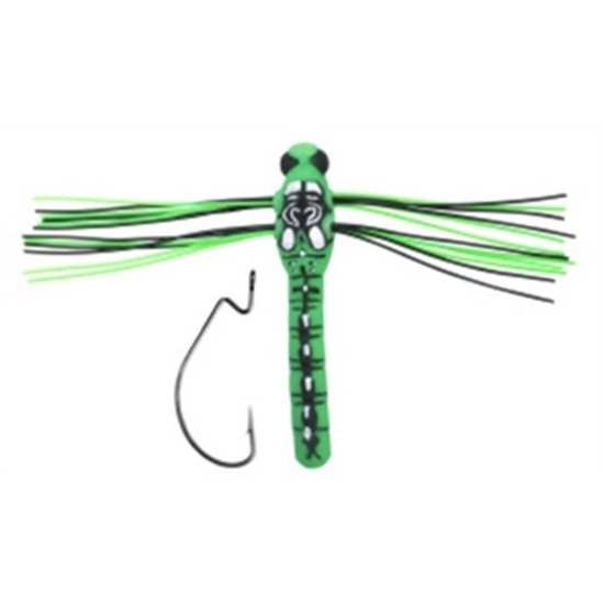 Lunkerhunt Dragonfly Top Water Fishing Lures Lot of 2 2