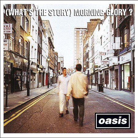 Image of (WHAT'S THE STORY) MORNING GLORY? [CD] [1 DISC] [093624980308]