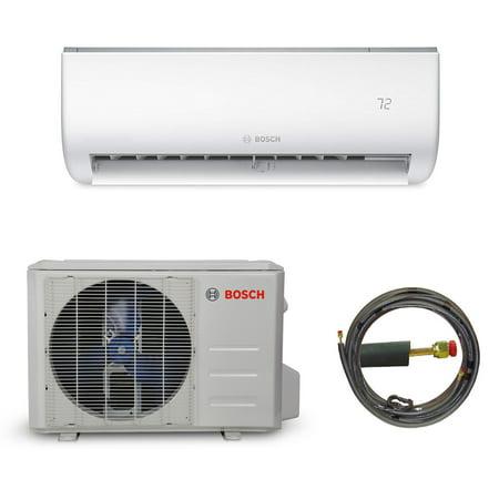 Bosch Climate 5000 Mini Split Air Conditioner AC Heat Pump System, 9,000 BTU Heat Pump Efficiency