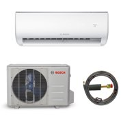 Bosch Climate 5000 Mini Split Air Conditioner AC Heat Pump System, 9,000 BTU