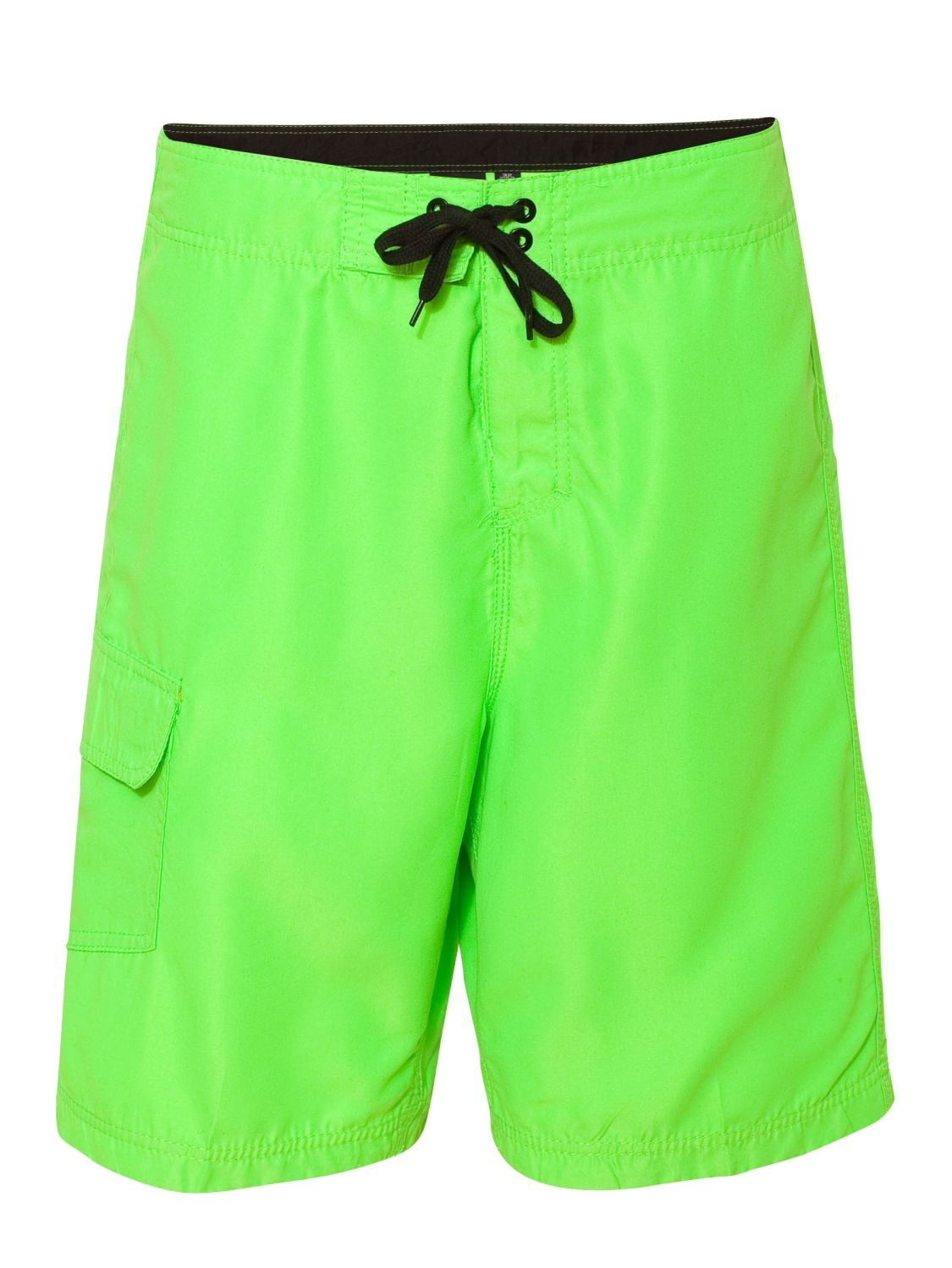 Burnside Athletics Solid Board Shorts