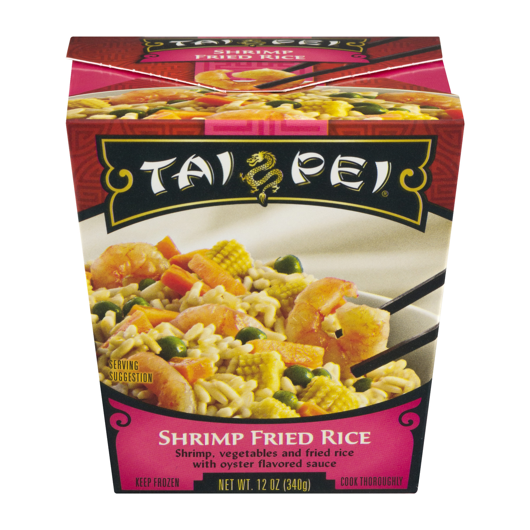Tai Pei Shrimp Fried Rice, 12.0 OZ