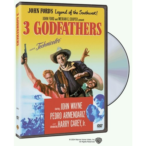 3 Godfathers (Commemorative Packaging) (Full Frame)