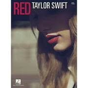 Taylor Swift - Red - Easy Piano Softcover