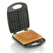Best Waffle Irons - Hamilton Beach 4-Piece Belgian Waffle Maker (26020) Review