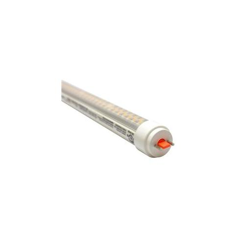 Viribright Lighting 73340 LED Benchmark 20W T8 Dual End Powered DEP High Output with Safety Switch - Warm White - Pack
