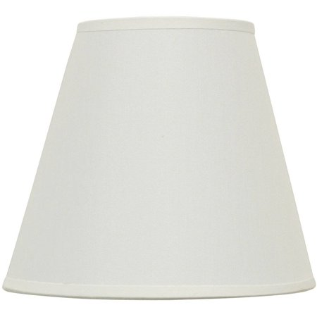 Mainstays Small Accent Lamp Shade, White