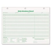 Daily Attendance Card