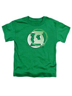 Jla - Gl Energy Logo - Toddler Short Sleeve Shirt - 3T