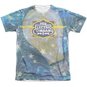 Electric Company Electrifying (Front Back Print) Mens Sublimation Shirt