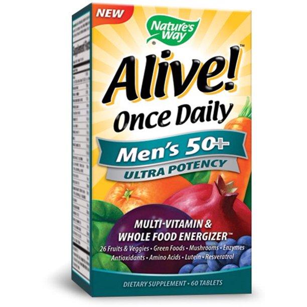 7 vitamins also in behalf of men gone 50 by walmart