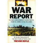 War Report - eBook