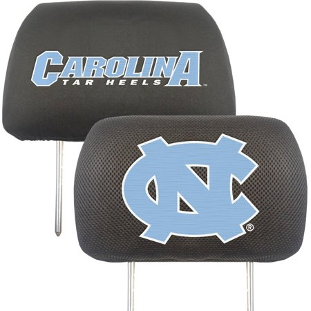 UNC University of North Carolina Headrest Covers