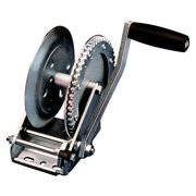 Fulton 1,600 lbs. Single Speed Winch - No Strap [T1602 0101]