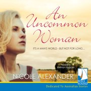 An Uncommon Woman - Audiobook