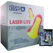 Howard Leight Brand Laser Lite Disposable Ear Plug w/o Cord (NRR 32 dB) 200 Pairs MS-92260