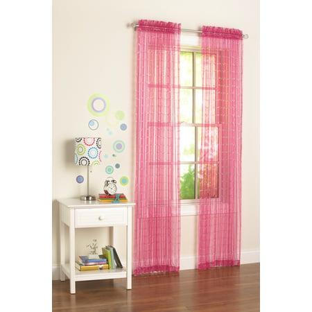 Your Zone Glitz Girls Bedroom Curtains](Zoe Girls)