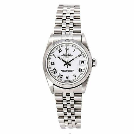 Rolex Datejust 68240 Steel Women Watch (Certified Authentic & Warranty)