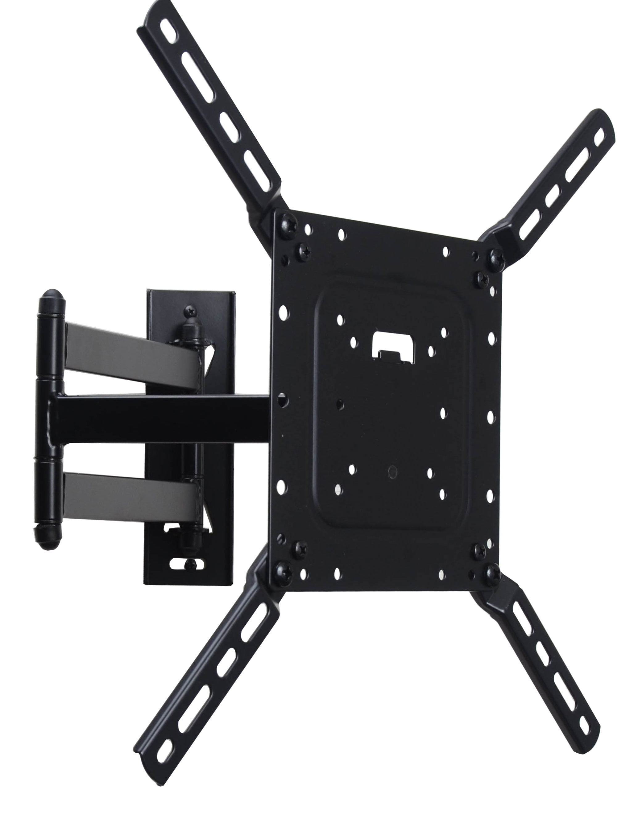 Videosecu Full Motion Tv Wall Mount For Vizio 24 28 32 37 39 40 42 43 47 48 49 50 55 Lcd Led Plasma Tilt Swivel Hdtv Cb6