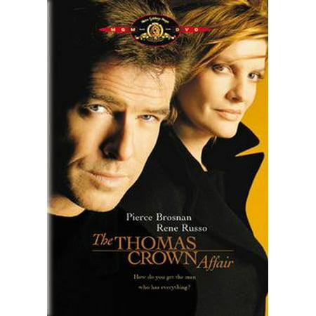 The Thomas Crown Affair (DVD) - Thomas The Tank Engine Halloween Dvd