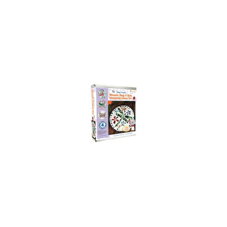 Best Mosaic Stepping Stone Kit deal