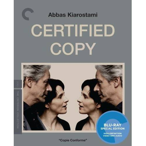 Certified Copy (Criterion Collection) (Blu-ray) (Widescreen)