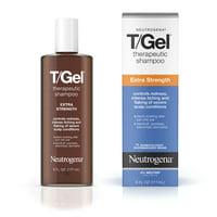 Neutrogena T/Gel Extra Strength Therapeutic Dandruff Shampoo, 6 fl. oz