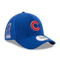 1041bb17 Product Image Chicago Cubs New Era 2017 Gold Program World Series Champions  Commemorative 39THIRTY Flex Hat - Royal