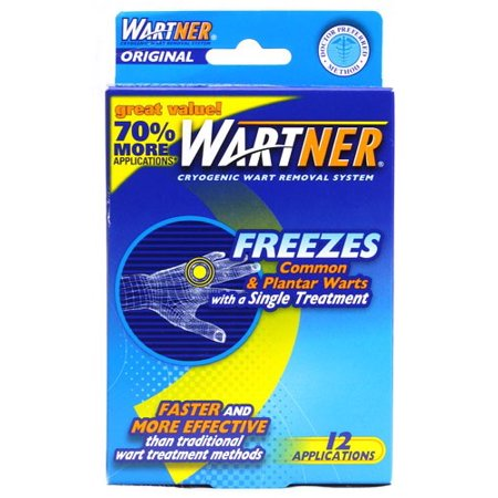 Wartner Cryogenic Wart Removal System, Original