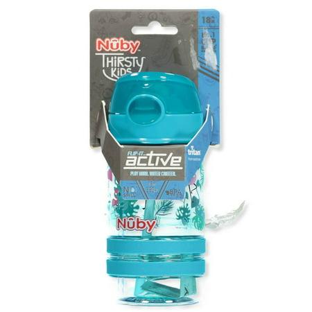 6 Oz Sipper Cups - Nuby Flip-It Active Sipper Cup (12 Oz.)
