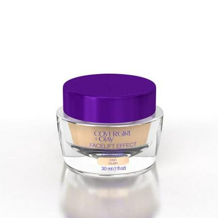 COVERGIRL +Olay Facelift Effect Firming Makeup Fair 310 1 Fl - Scar Effect Makeup