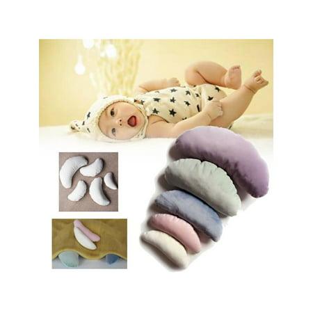 Moaere 5 Pcs Newborn Photography Prop Posing Beans Bag Professional  Aid Infant Photo Pillow Shoot Set for - Halloween Photo Shoot Ideas For Infants