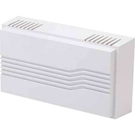 Newhouse Hardware Two Note Mechanical Door (6 White Door Chime)
