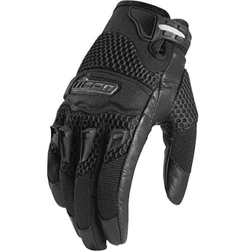 Icon Twenty Niner 29 Womens Gloves Black