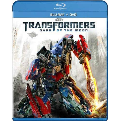 Transformers: Dark Of The Moon (Blu-ray + DVD) (With INSTAWATCH) (Widescreen)
