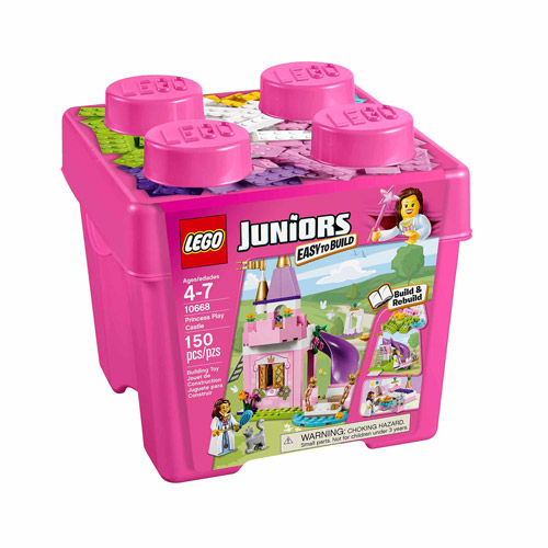 LEGO Juniors Princess Play Castle Play Set