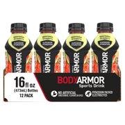 BODYARMOR Sports Drink, Watermelon Strawberry, 16 Fl. Oz., 12 count