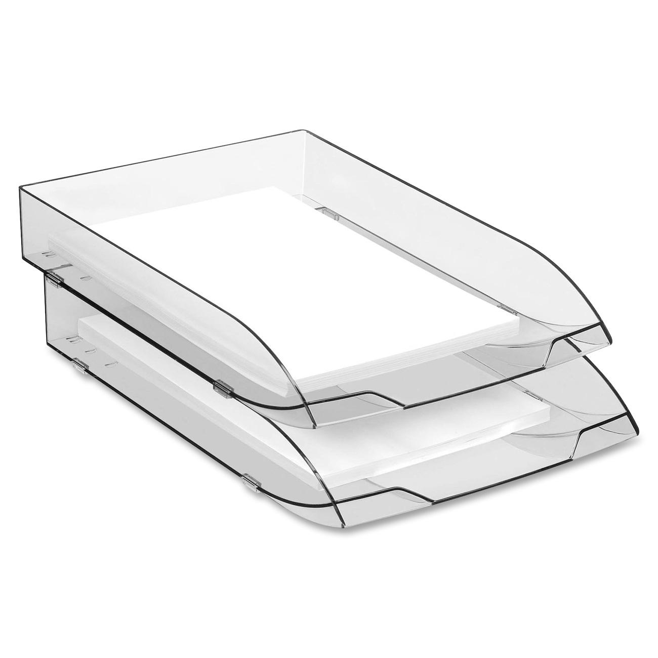 CEP Ice Desk Accessories Stackable Letter Tray by CEP