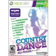 Country Dance for Kinect, Game Mill, Xbox 360, 834656085506