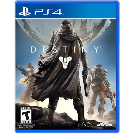 Destiny   Standard Edition   Playstation 4  Vertical Import 5Fan Port Arcania Black Pro Nba Ps4 Returns 500Gb Ops Super King Nfl Evil Book Light    By Activision
