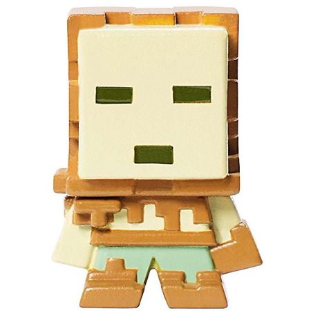 Minecraft Biome Settlers Series 8 Desert Husk Mini Figure
