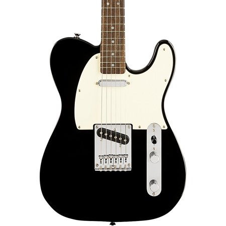 Squier Bullet Telecaster Electric Guitar Black Telecaster Black Electric Guitar