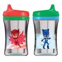 NUK Insulated Hard Spout Sippy Cup, PJ Masks, 9 oz, 2-Pack