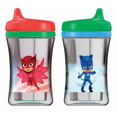 NUK® PJ Masks Insulated Hard Spout Sippy Cup, 9 oz, 2pk